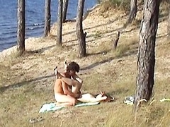 Yeah, we like spending time jointly, there is no thing strange about it. We are not solely the hawt amateur pair, we are loving people so this day we are going to spend the day solely with each other and nobody else. We go to the bank of the lake and my sexy girlfriend demonstrates me her fresh bikini. It's worthwhile, but I must confess that babe looks much more outstanding out of it. I and my GF bathe in the nifty water, get suntanned all exposed and then heavily fuck getting the recent sex experience. Our camera discharges anything on this pair sex movie scene.